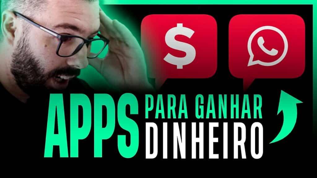 DINHEIRO RÁPIDO | 7 APLICATIVOS NO CELULAR QUE QUASE TE OBRIGAM A GANHAR DINHEIRO