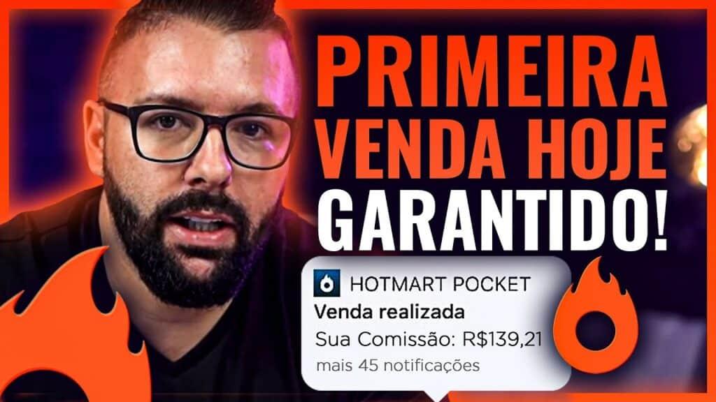 COMO FAZER A PRIMEIRA VENDA AINDA HOJE (4 Métodos Infalíveis de Vender Hotmart Afiliado)