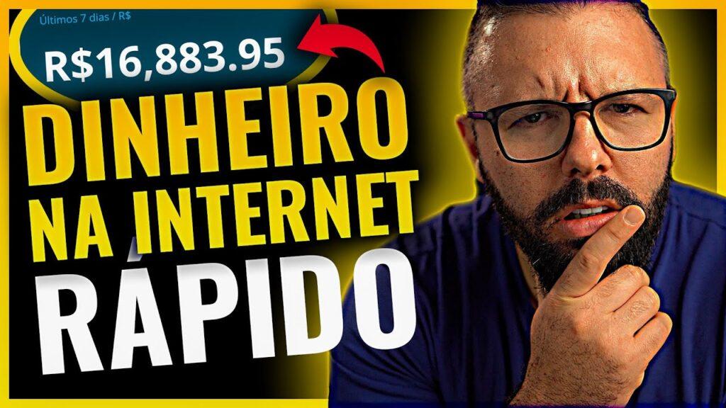 6 FORMAS DE GANHAR DINHEIRO NA INTERNET SEM INVESTIR PRA COMEÇAR