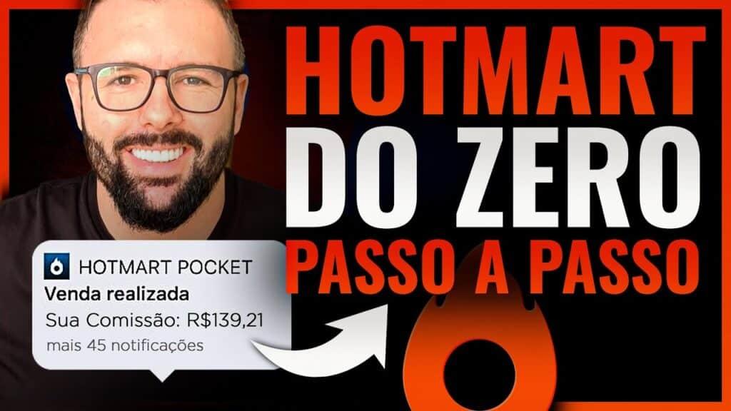 HOTMART COMO COMEÇAR DO ZERO NO MARKETING DIGITAL SER AFILIADO PASSO A PASSO COMPLETO E GRÁTIS