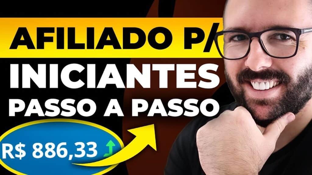 AFILIADOS PARA INICIANTES DO ZERO, TUTORIAL COMPLETO PASSO A PASSO