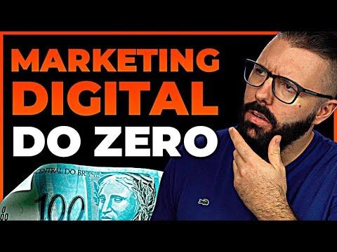 8 PASSOS p/ MARKETING DIGITAL DO ZERO