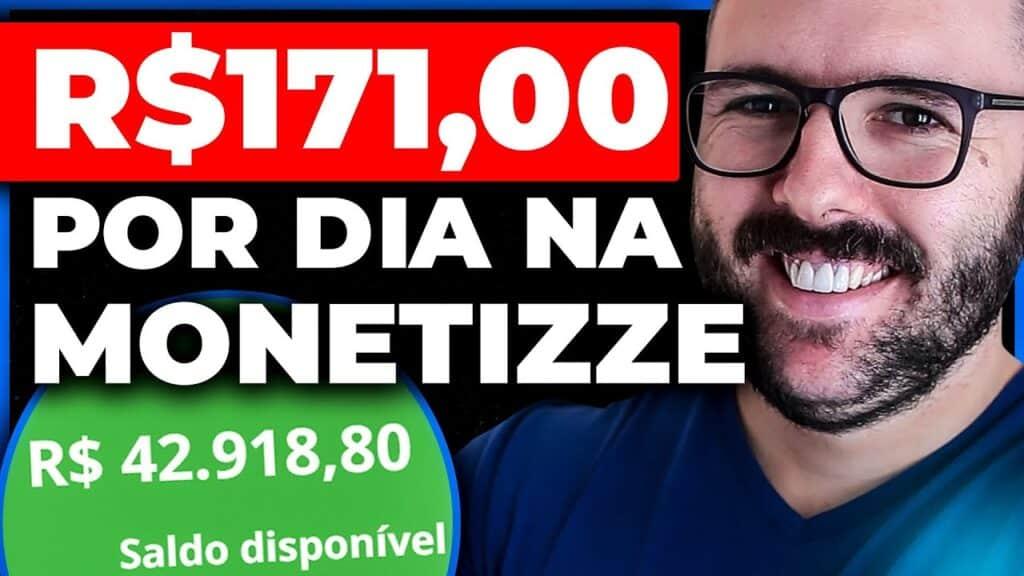 MONETIZZE, FAÇA ESSAS NOVAS ESTRATÉGIAS E GANHE R$171+ TODO DIA