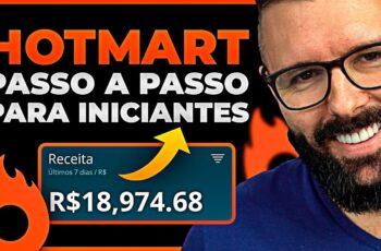 HOTMART P/ INICIANTES PASSO A PASSO 2021 - Como Vender Sendo Afiliado do Zero (Venda Ainda Hoje)