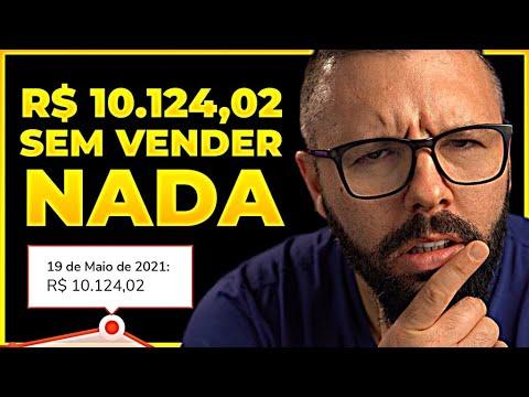 COMO GANHAR DINHEIRO ON-LINE SEM APARECER E SEM VENDER NADA - GARANTIDO