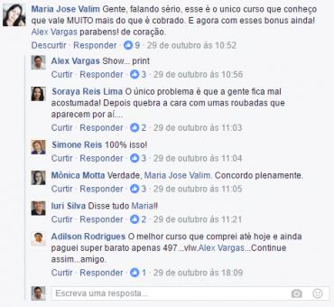 Formula Negocio Online - Alex Vargas